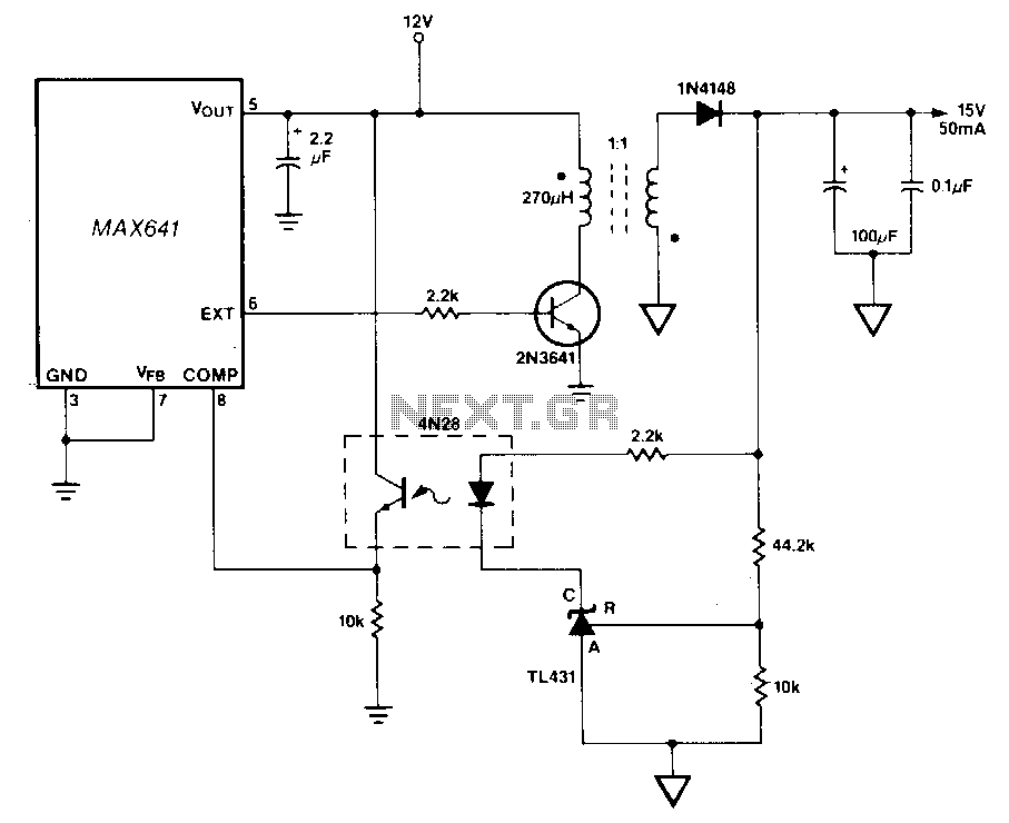 Quick view of Isolated-dc-dc-converter