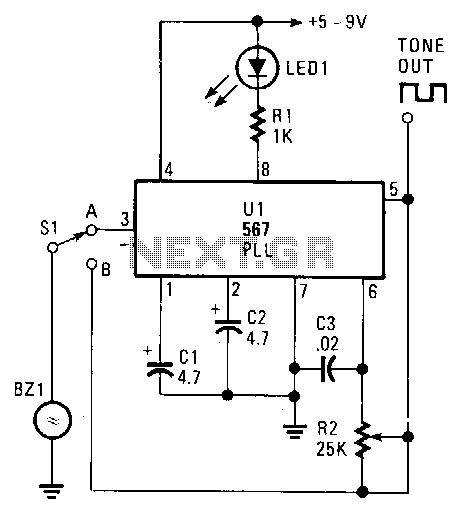 Encoder-decoder - schematic