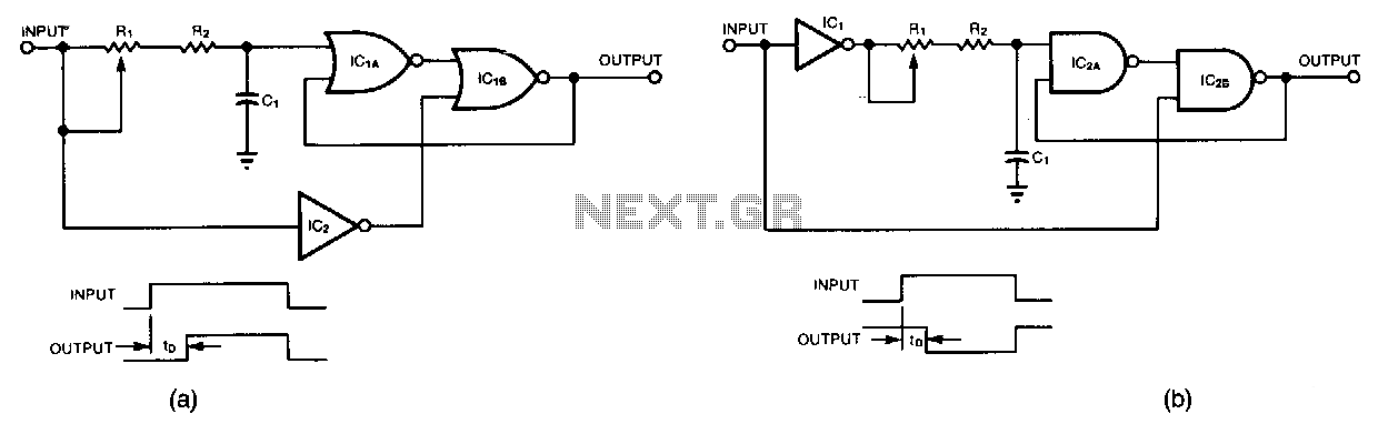 Leading-edge-delay - schematic