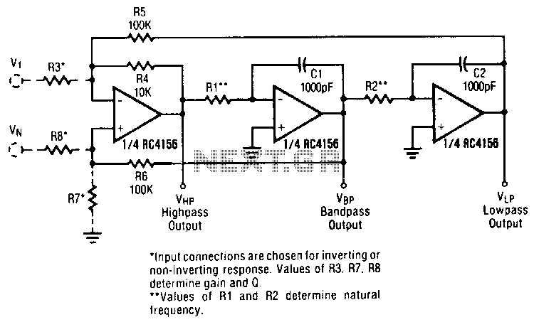 audio filter circuit : audio circuits :: next.gr, Wiring circuit