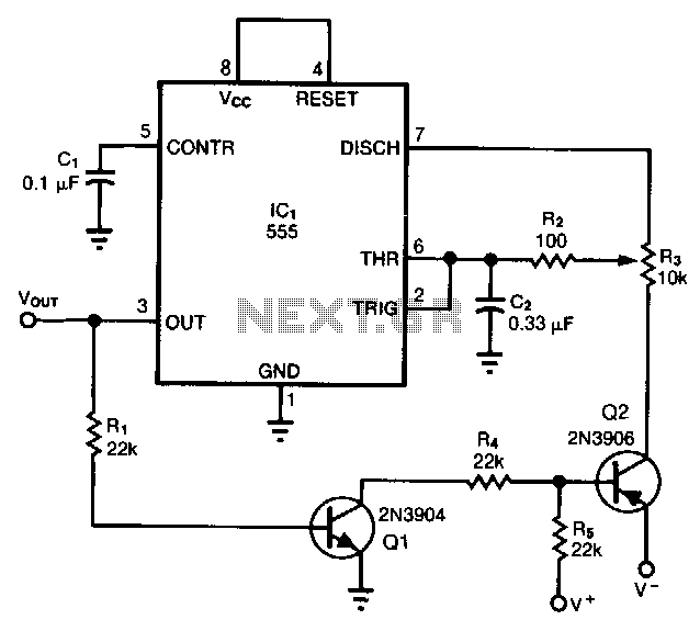 Variable-duty-cycle-timer - schematic