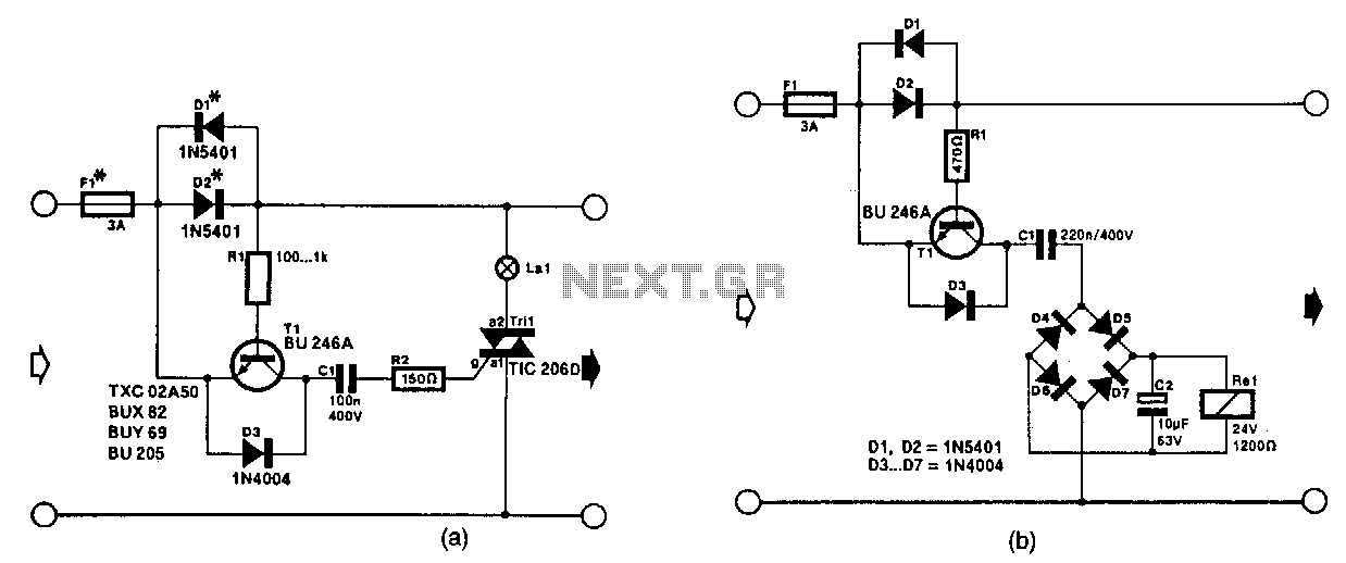 Current-monitor-and-alarm - schematic