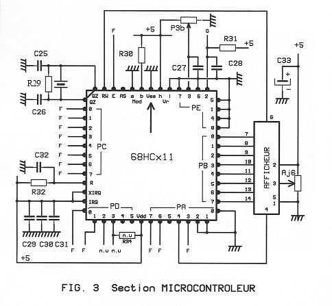 HF GENERATOR using a 68HCx11 - img2
