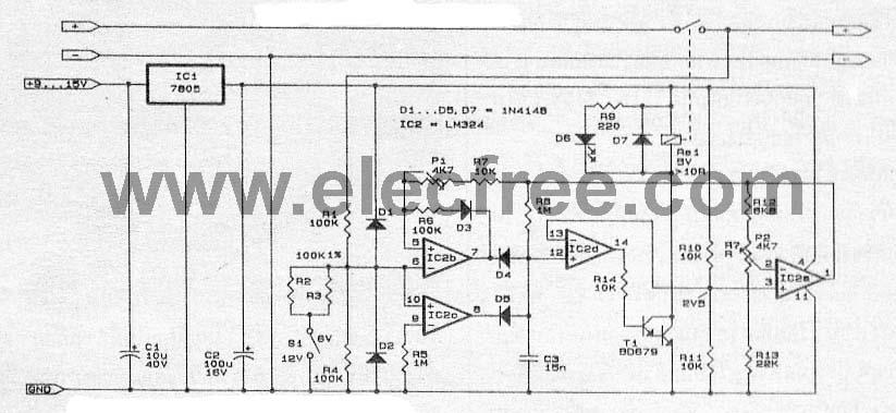 relay circuit page 5   automation circuits    next gr