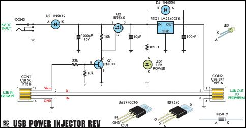 12v usb charger wiring diagram images usb charger circuit diagram series wiring diagram
