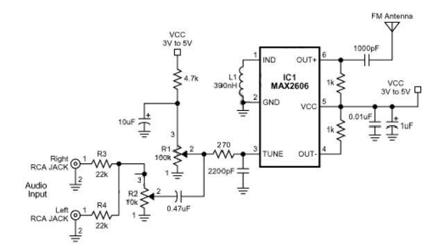 transmitter circuit page 4   rf circuits    next gr