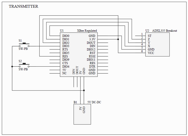 usb circuit computer circuits next gr wireless xbee accelerometer