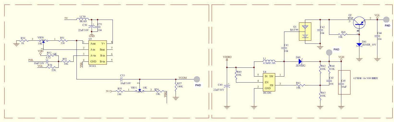 Lcd Circuit Page 3 Light Laser Led Circuits 6 Nextgr Drivers Bias
