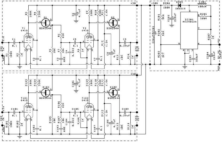 Tube Headphone Schematic Tube Free Engine Image For User