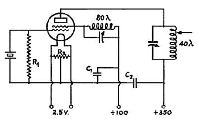 Tri-Tet Oscillator - schematic