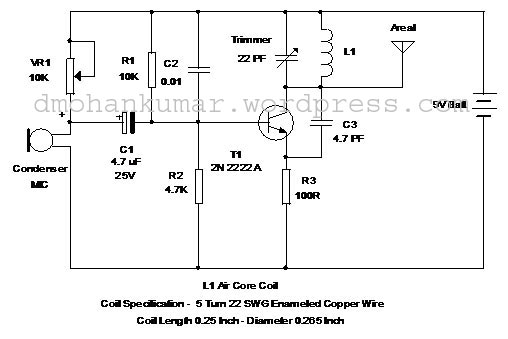 fm transmitter circuit page 3   rf circuits    next gr