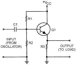 Buffer Amplifier - schematic