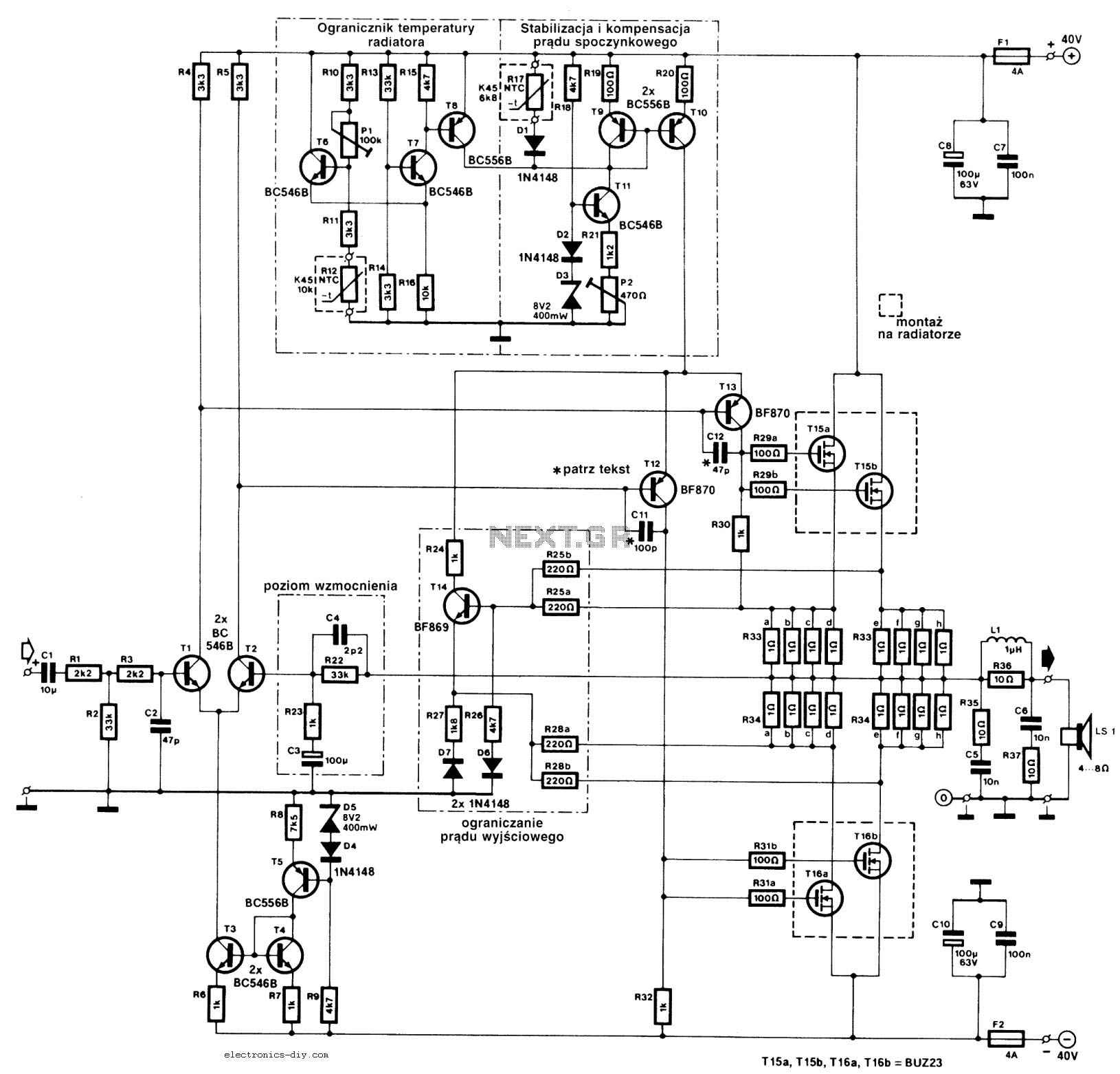 mosfet circuit page 6   other circuits    next gr