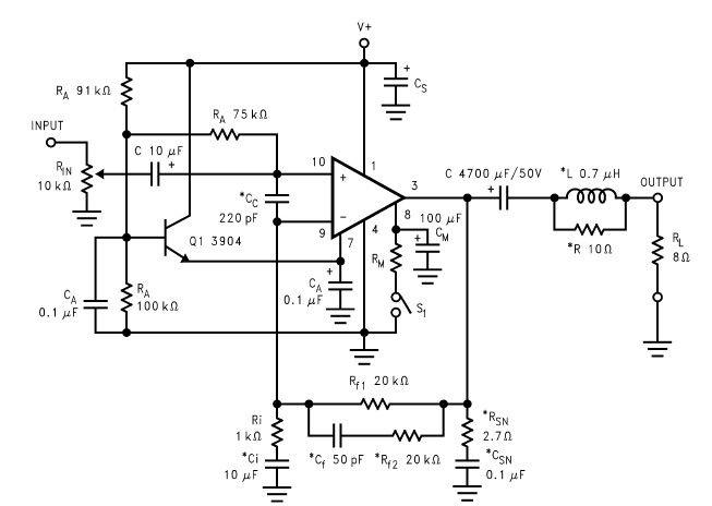 audio amplifier circuit Page 14 : Audio Circuits :: Next.gr