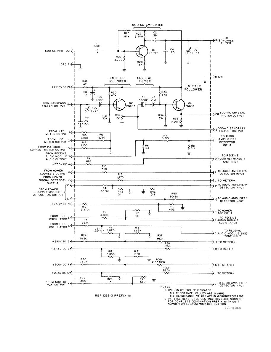 Results Page 14 About Bandpass Filter Searching Circuits At Sc1088 Radio Circuit Diagram Load 500 Khz Card Schematic Assembly A1