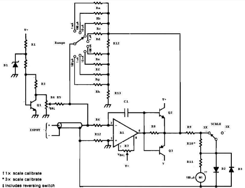 meter circuit page 17   meter counter circuits    next gr