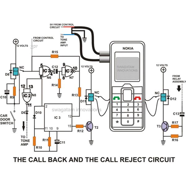 Car Circuit Page 7 Automotive Circuits Next Gr