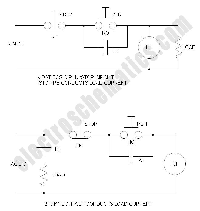 Relay Circuit Page 7 Automation Circuits