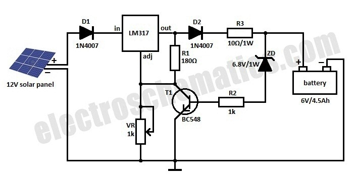 12 volt battery to mobile charger circuit diagram best charger rh mercurioinforma org