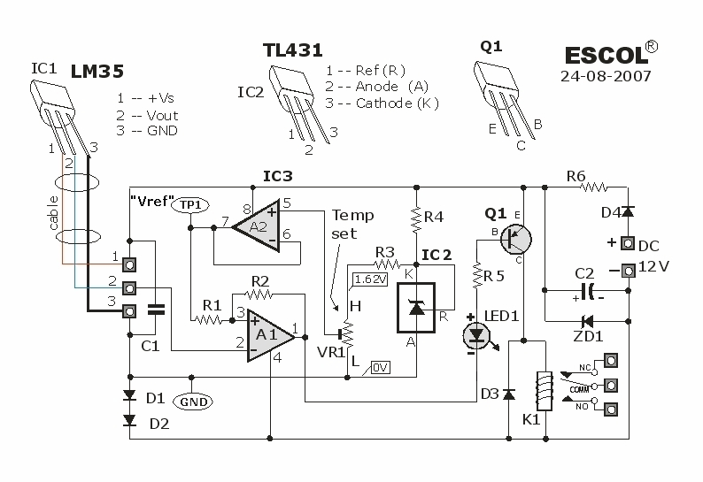 results page 9 about temperat searching circuits at next gr rh next gr Basic Electronic Circuits Diagrams Explained Electronic Circuit Schematic Diagrams