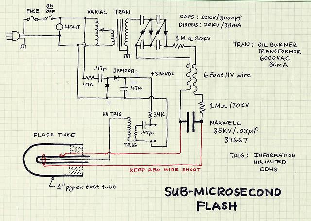 MicroFlash Schematic - schematic