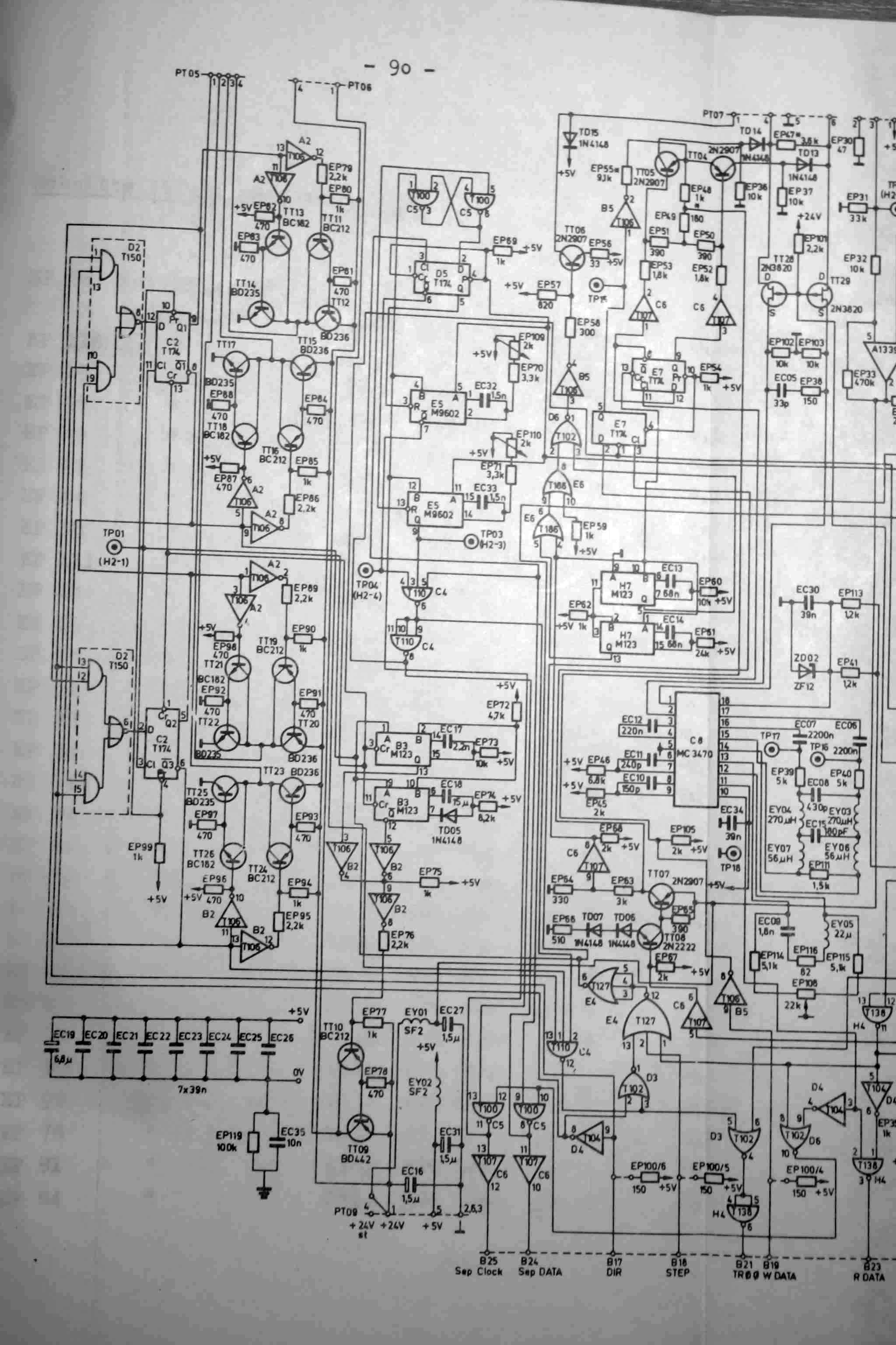 New Circuits Page 168 Lm339 Lm339n This Circuit Uses Two Comparator Pairs From An Schgma Zapojeng Levg Strana Diagram Left Side