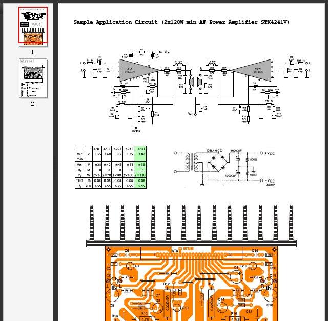 8-Step-Sequencer - schematic