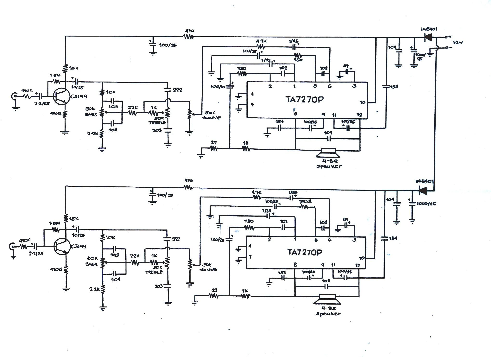 u0026gt  circuits  u0026gt  rc filters operation circuit diagram l37218