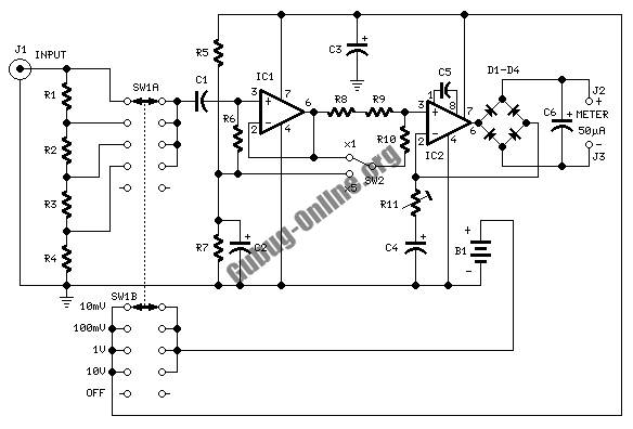meter circuit page 21   meter counter circuits    next gr