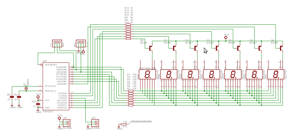 3D Printed Netduino Remote Controlled Car - schematic