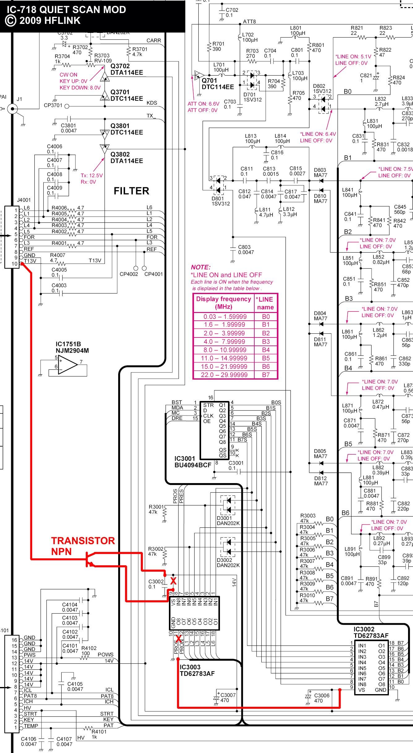New Circuits Page 138 Com Circuitdiagram Signalprocessing Oscillatorcircuit Thequartz Ic718