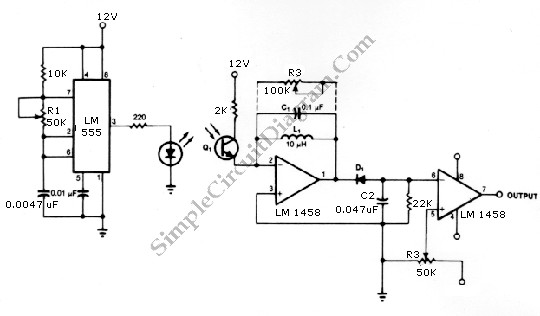 infrared circuit page 8   light laser led circuits    next gr