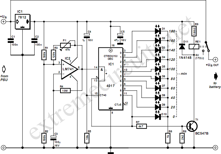 timer circuit page 7 meter counter circuits next gr