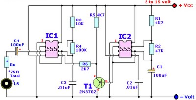 Groovy Wailing Alarm Siren Circuit Diagram Basic Electronics Wiring Diagram Wiring Digital Resources Funapmognl