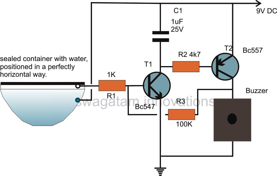 Circuits How To Make Simple Earthquake Sensor L28502 Next