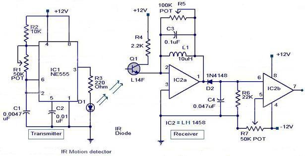 infrared circuit page 6   light laser led circuits    next gr