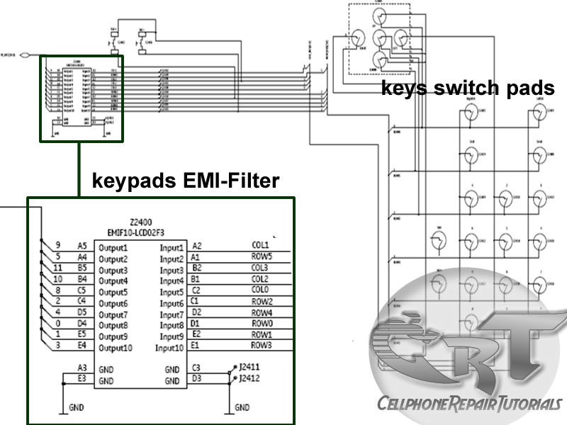 keypad%2Bschematic%2B1 mledb1 to keypad code wiring diagram diagram wiring diagrams for Basic Electrical Wiring Diagrams at gsmx.co