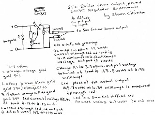 deriving free energy from air using sec