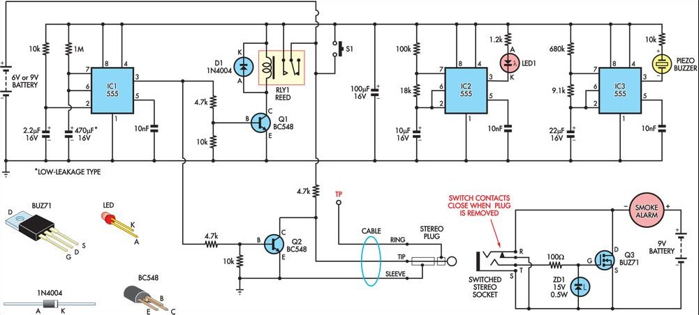 Led Based Transistor Tester furthermore Rca To Vga Wiring Diagram together with Watch also Electrical Installation Certificate as well 71878. on fire alarm circuit wiring