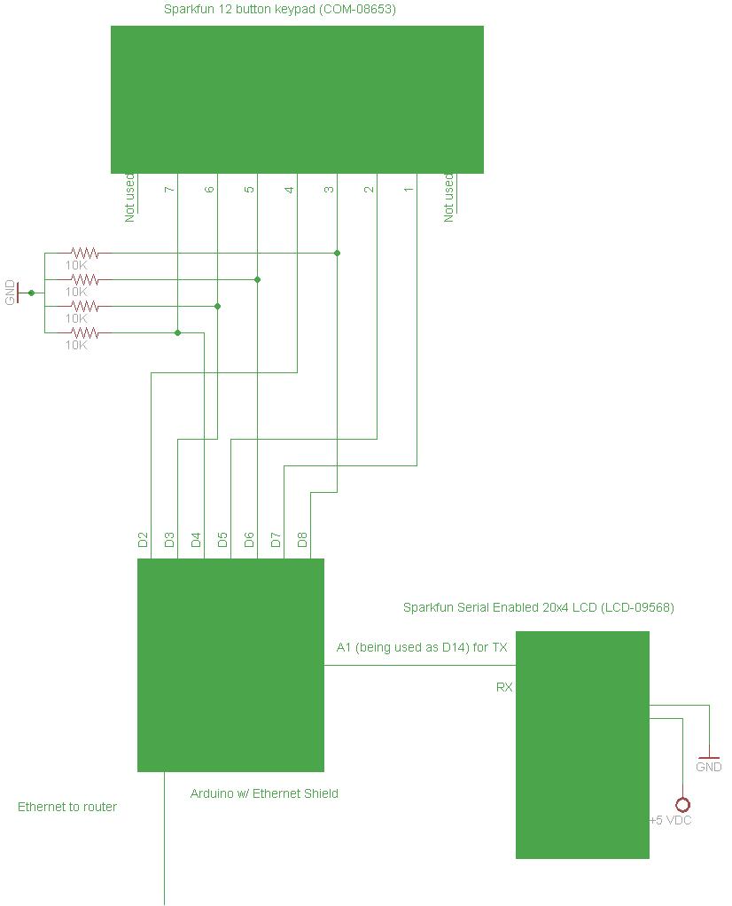 Top Circuits Page 126 Pdf Led Matrix Cube Controller 5x5x5 Arduino Twilio Dialer Application