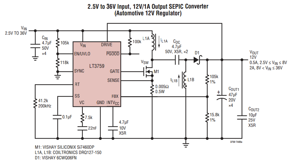 switch mode power supply What does frequency foldback do in a switching regulator - schematic
