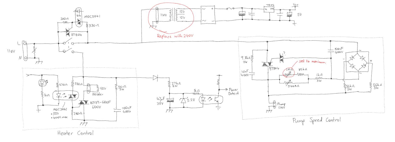 Top Circuits Page 249 Sensitive Envelope Detector Circuit Diagram Hot Air Rework Station