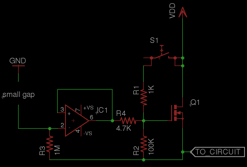 power Problem with high voltage in a project - schematic