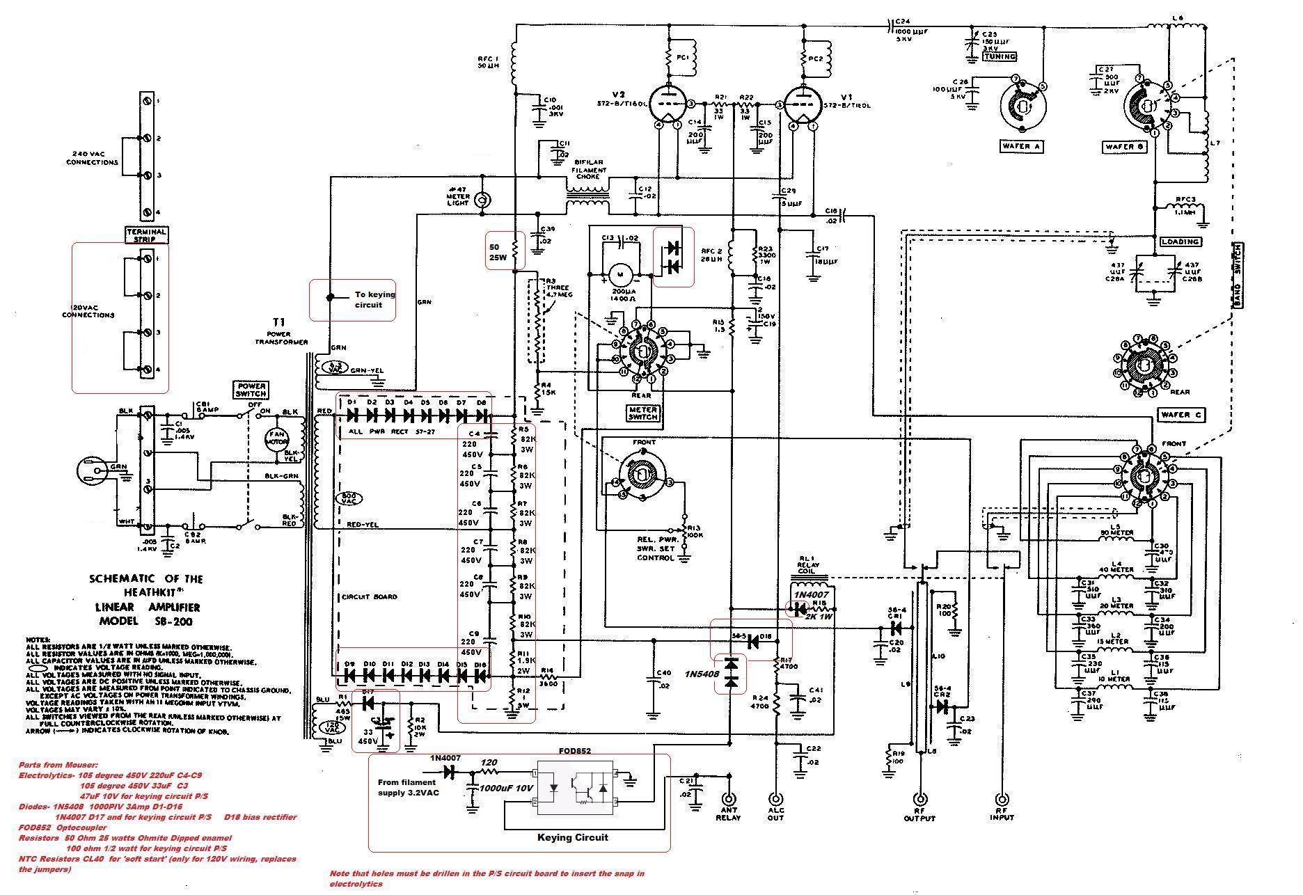 security key light switch wiring diagram
