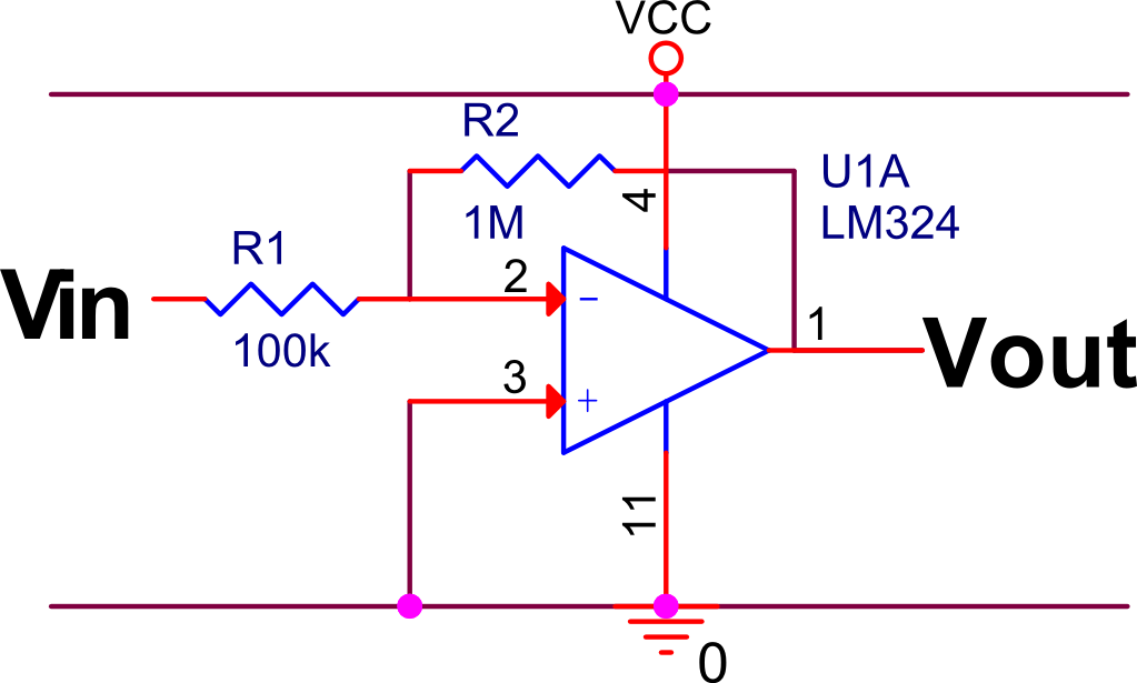 op amp What is the advantage of the inverting opamp ...