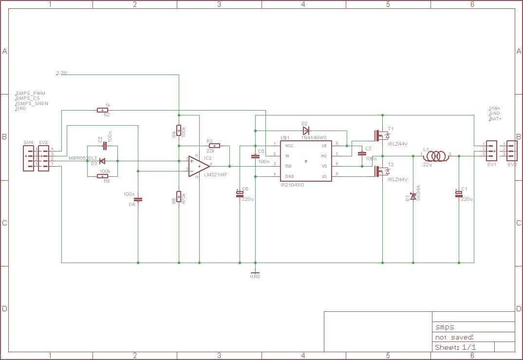 pwm Why is the MOSFET driver in this circuit dying - schematic