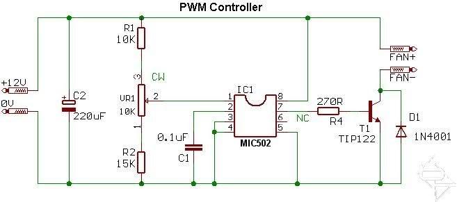 Clock Circuit   Meter Counter Circuits    Next Gr