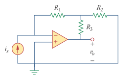 Current to voltage converter proofing - schematic