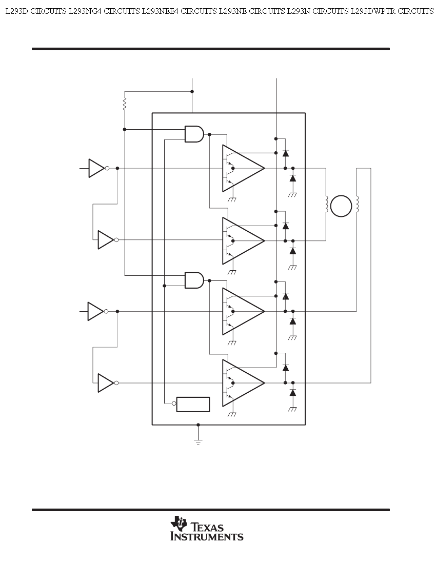 Popular Circuits Page 194 Wiringthe Opamp Inverter Circuit Components Within A Triangle In An Electronics Diagram