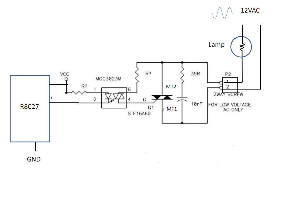 What kind of transistor do I need to amplify an Arduinos PWM outputs - schematic